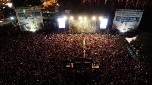 Murat Boz Ordu'da 40 Bin Kişiye Konser Verdi!..