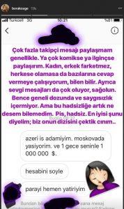 Özge Borak 'Ahlaksız Teklif'i İfşa Etti!..