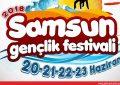 Samsun Gençlik Festivali II Geliyor!..