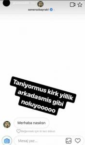 Gizem Özdilli, Şener Özbayraklı'yı İfşa Etti!..