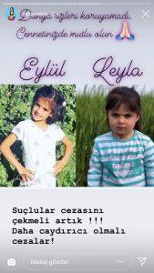 Ünlü Şarkıcılardan 'Leyla' İçin Çağrı!..