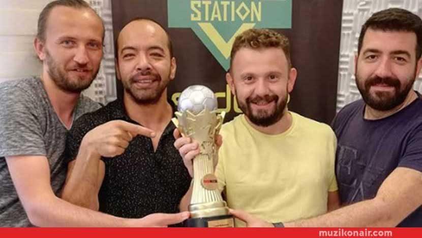 Radyolar Arası Futbol Turnuvasının Kazananı Pal Station Oldu!..
