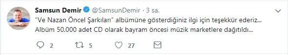 DMC Genel Müdürü Samsun Demir Müjdeyi Verdi!..