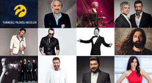 'Turkcell Yıldızlı Geceler' Perdesini Açıyor!..