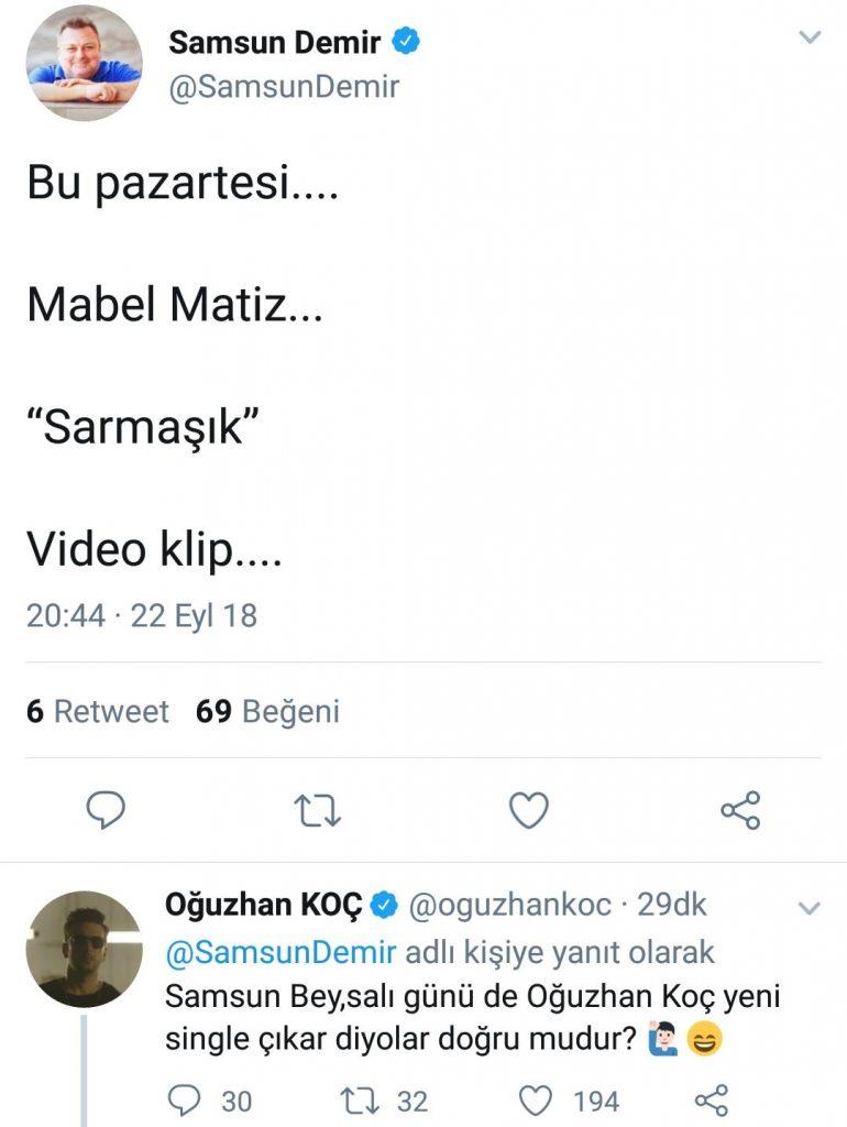 Oğuzhan Koç Müjdeyi Verdi!..