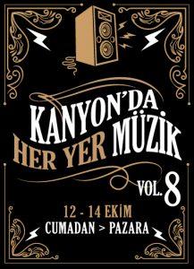 Kanyon'da Her Yer Müzik Vol.8 Başlıyor!..