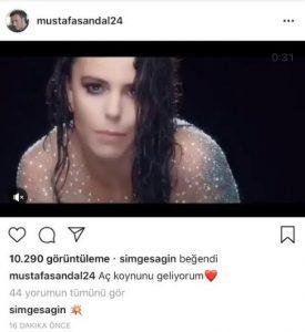 Mustafa Sandal ve Simge'nin 'Göcek' Tatili!