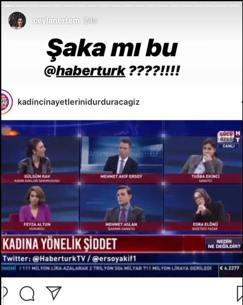 Ceylan Ertem'den Tuğba Ekinci'ye Sert Eleştiri!..