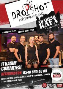 Kasım Ayında Eğlencenin Kalbi Dropshot Kıbrıs'ta Atacak!..