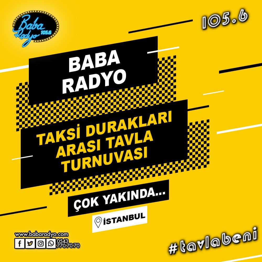 Baba Radyo'dan Tavla Turnuvası!..