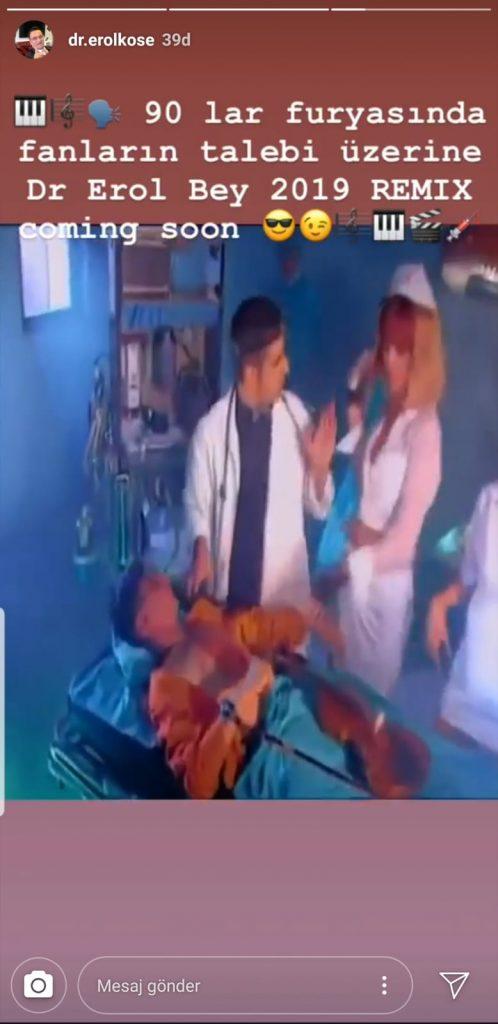 """Erol Köse'den """"Doktor Erol Bey"""" Sürprizi!.."""