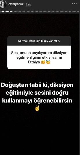 """Eftalya Nur Öktem: """"Kadın Demeyi Öğrenirsek Güzel Olur."""""""