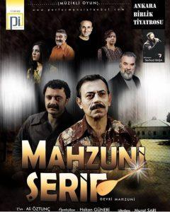 Aşık Mahzuni Şerif'in Hayatı Sahneye Uyarlandı !