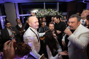 Gezegen Mehmet'in Düğün Törenine Ünlü Akını !