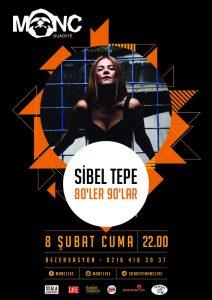 Sibel Tepe Monc Live Sahnesinde !