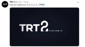 TRT'nin Yeni Kanalı Yayında !