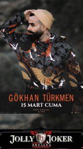 Gökhan Türkmen Antalyalılarla Buluşuyor