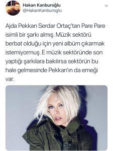 """Ajda Pekkan """"Müzik Sektörü Berbat"""""""