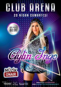 Aylin İngo 20 Nisan'da Club Arena Dj Kabinde !