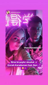 Emrah Karaduman Feat. Rabia Tunçbilek