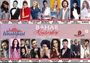 Ünlü Şarkıcılardan Ankara'da Art Arda Konser