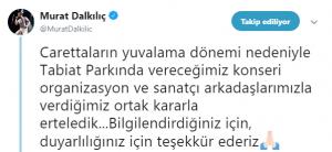 Mersin Pop Fest İle İlgili Karar Verildi