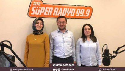 Oltu Süper Radyo'da Aile Haftasına Özel Program Düzenlendi