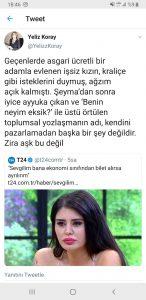 Ebru Polat Sosyal Medya'dan Gelen Yoruma Ateş Püskürdü