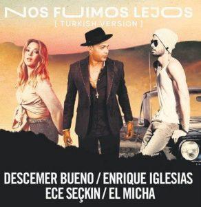 Enrique Iglesias ve Ece Seçkin'e 'Franchise Düet' Eleştirisi
