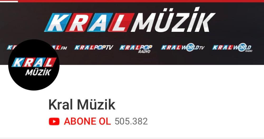 """Michael Kuyucu; """"Kral Müzik Cumhurbaşkanı Yayınında Dislike Aldı"""""""