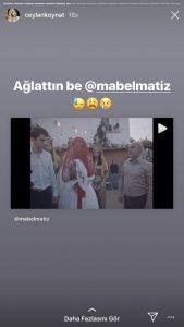 Mabel Matiz Hem Duygulandırdı Hem Takdir Topladı