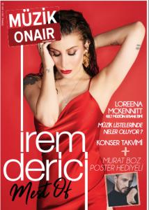 Müzik OnAir Dergi'nin İlk Sayısı 1 Temmuz'da Kapınıza Gelecek