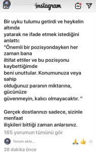Gezegen Mehmet'ten Manidar Paylaşım