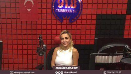 Gülcan Engintepe İstanbul'un Sesi Radyosu'nda