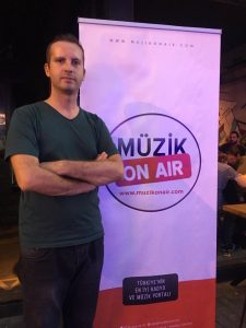 Müzik OnAir Sahne İstanbul'a Yoğun İlgi