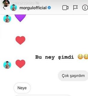 Yılmaz Morgül'ün Özel Mesajları İfşa Oldu!