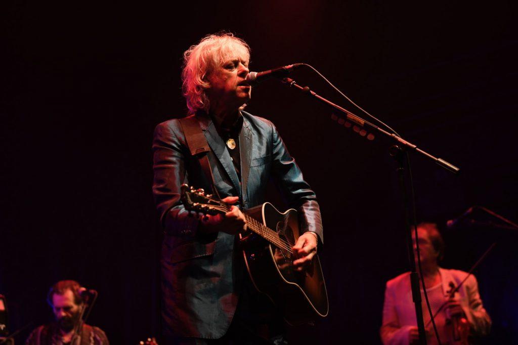 Festtogether, Bob Geldof'u Ve Büyük Ev Ablukada'yı Ağırladı