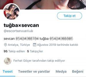 Ferhat Göçer ve Metin Şentürk'ün Twitter Kazası