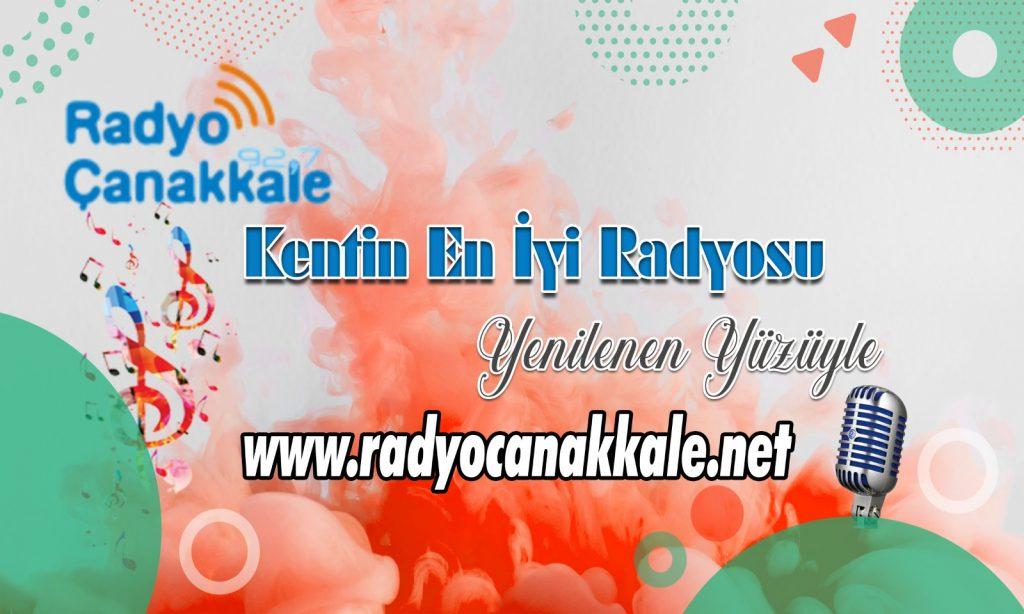 92.7 Radyo Çanakkale'de Yeni Yayın Dönemi Başlıyor