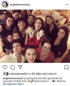 Zeynep Casalini'nin Mutlu Günü