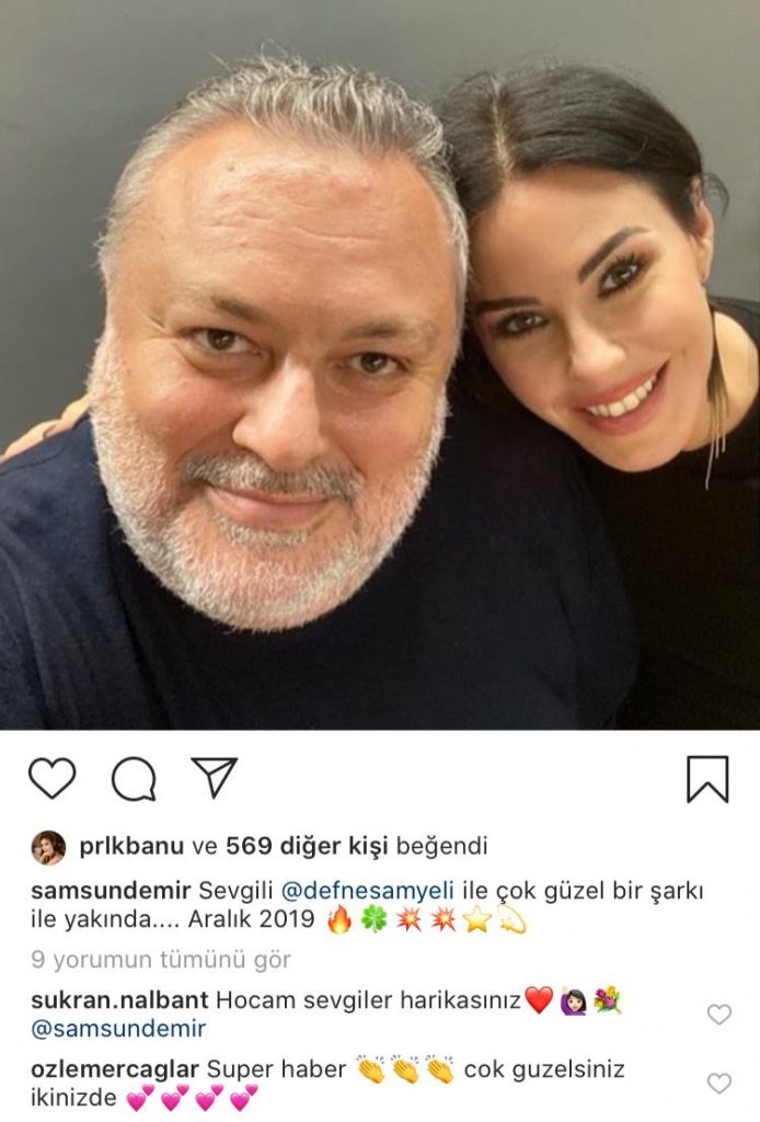 Samsun Demir'den Defne Samyeli Hayranlarına Müjde!