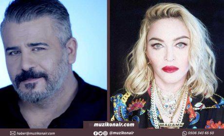 Madonna Ersoy Dinç'in O Şarkısına Talip Oldu