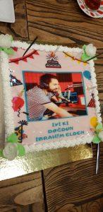 Başarılı Radyocu İbrahim Elden'in Doğum Günü Kutlamasına Radyocu Akını