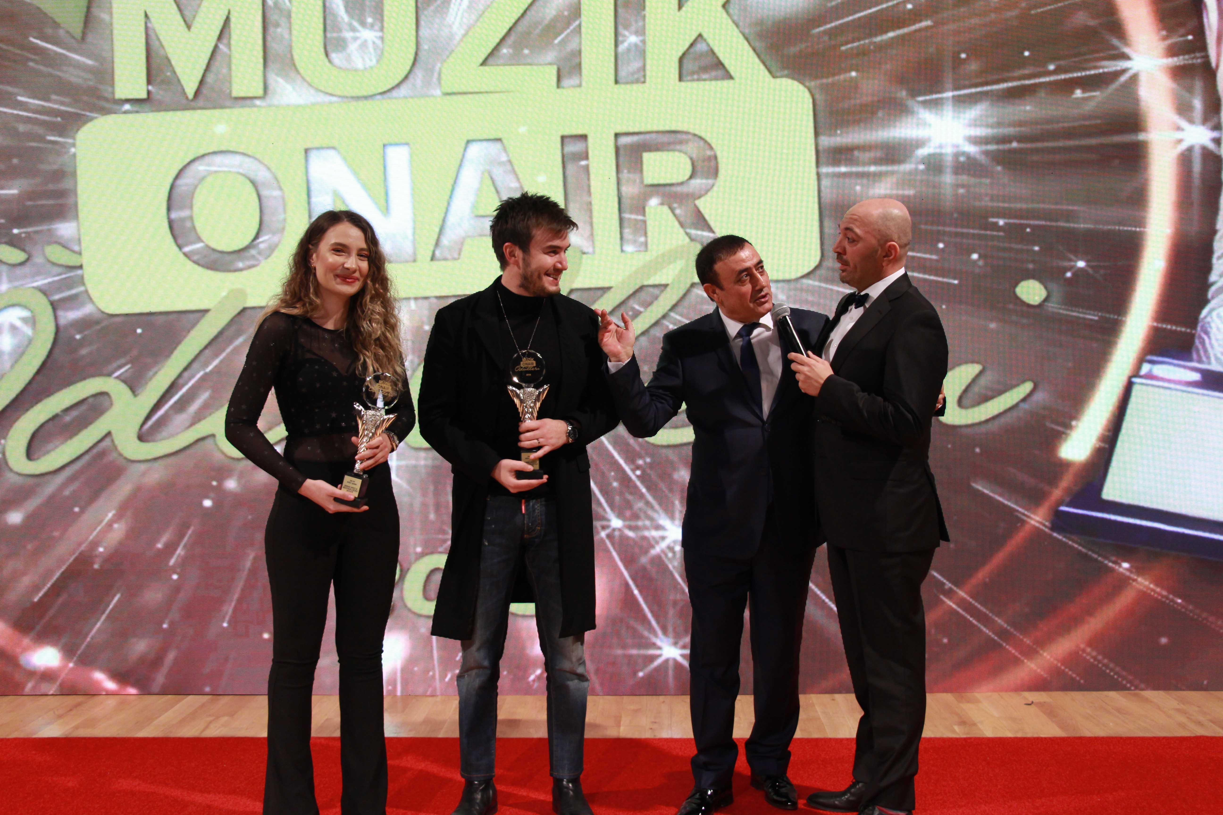 4. BAU Radyo Müzik Onair Ödülleri Sahiplerini Buldu