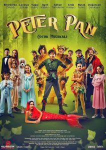 Peter Pan Çocuk Müzikali Ailelere Keyifli Dakikalar Yaşatacak