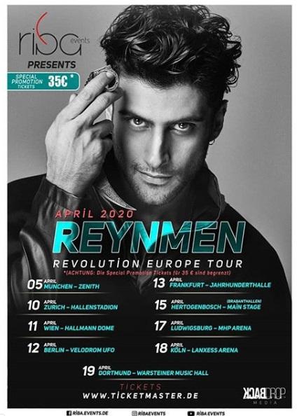 Reynmen'in Konser Kaşesi Dudak Uçuklattı
