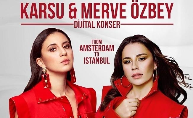 İki Ülkeden İki Sanatçı Tek Konserde Buluşacak
