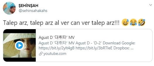 Korece Şarkı ve Şehinşah'ın 'Arz-Talep' Şarkısı Arasında Şaşırtan Benzerlik