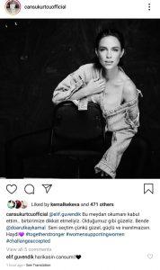 """Kadın Sanatçılar Sosyal Medyada Akım Başlattı: """"Olduğumuz Gibi Güzeliz"""""""