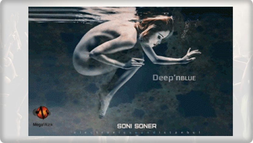 SONI SONER – DEEP'N BLUE